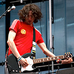 Gary Lightbody of Snow Patrol.